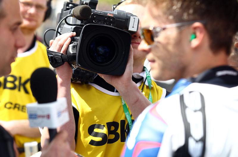 Horarios y televisión del Mundial de SBK en MotorLand Aragón