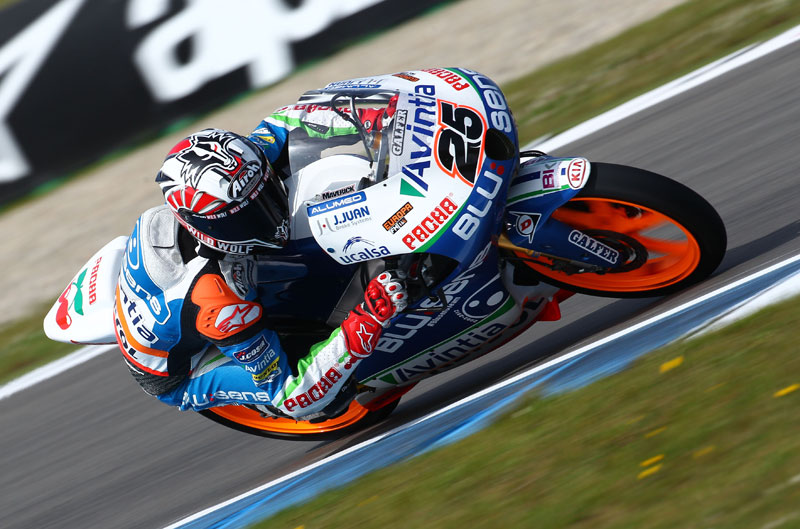 Maverick Viñales vence en el GP de Holanda de Moto3