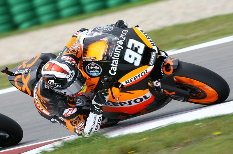 Márquez, victoria en el GP de Holanda de Moto2