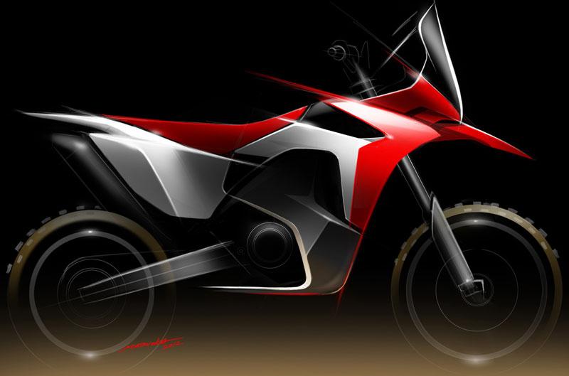 Honda participará en el Rally Dakar 2013
