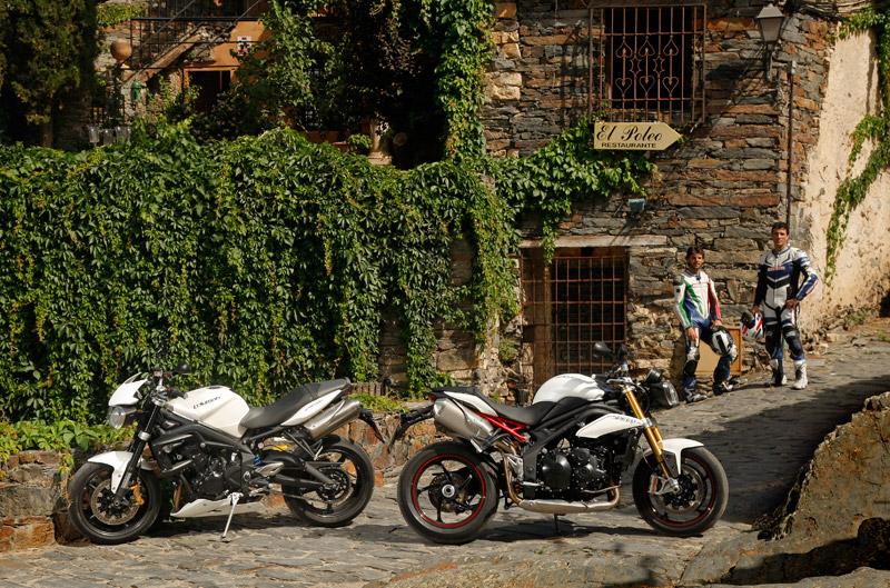 Comparativa Triumph y Gran Premio de Holanda de MotoGP