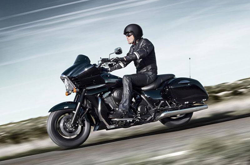 Kawasaki rebaja el precio de su VN1700 Voyager Custom
