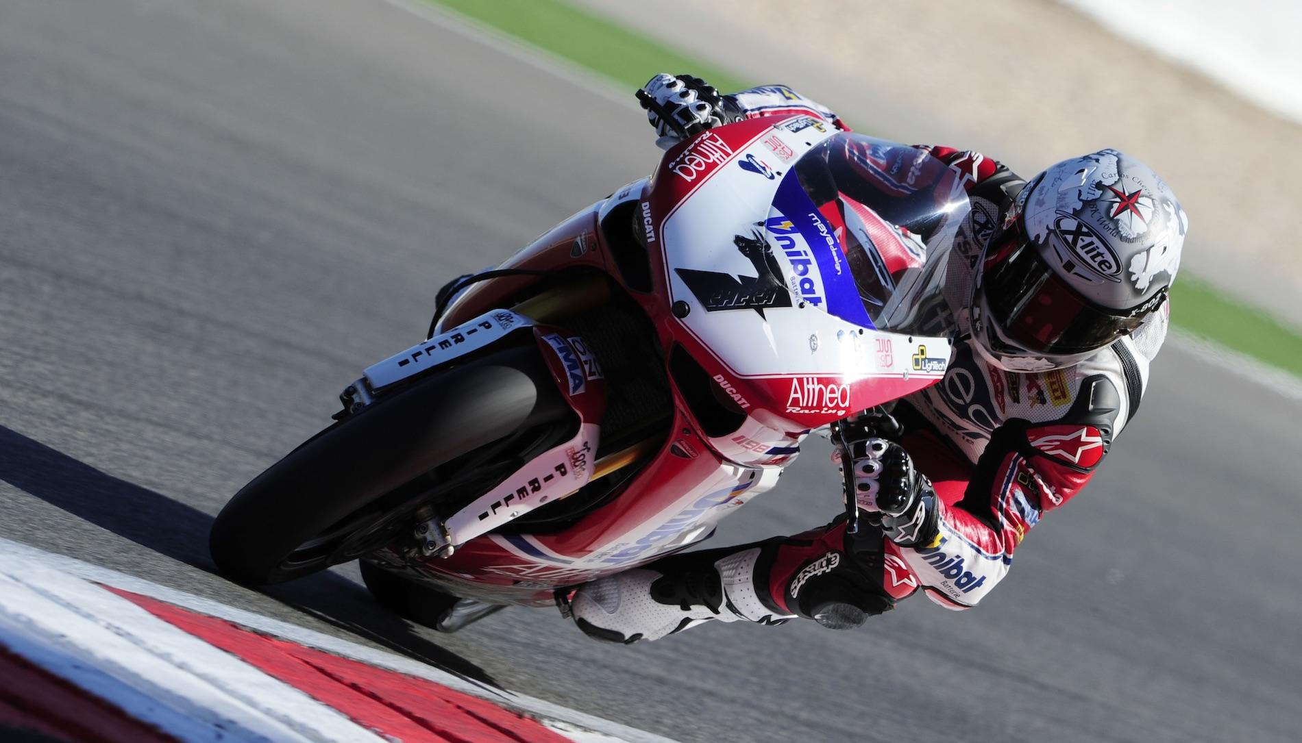 """Carlos Checa: """"Ducati me quería… pero el equipo no tenía presupuesto"""""""