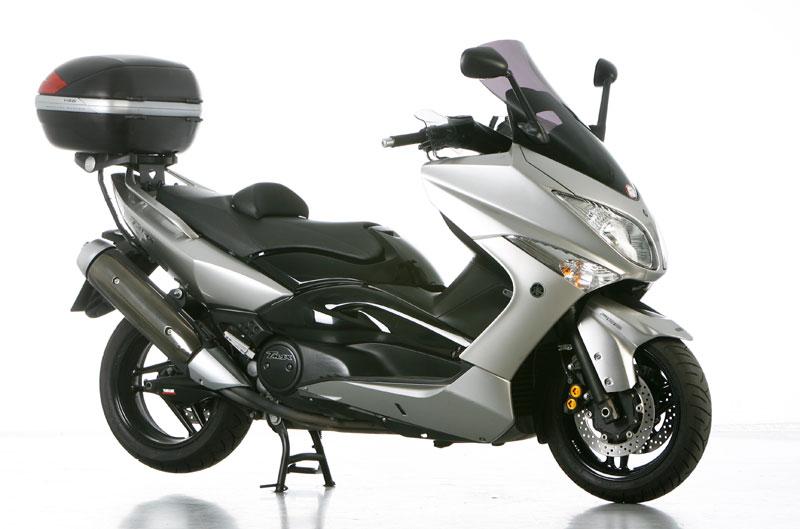 Yamaha T-MAX 500. Segunda mano