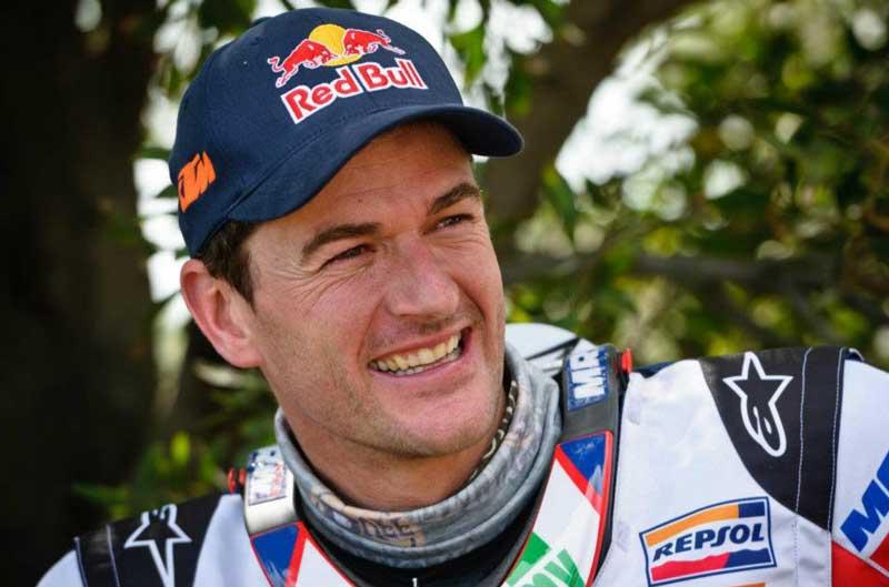 Marc Coma renueva con KTM