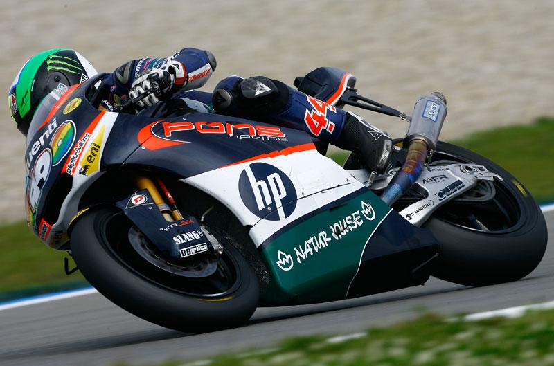 Espargaró, primero en el FP1 del GP de Italia por delante de Iannone y Luthi