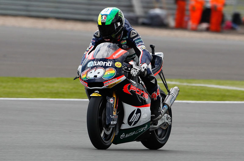 Espargaró continúa dominando en el FP2 del GP de Italia