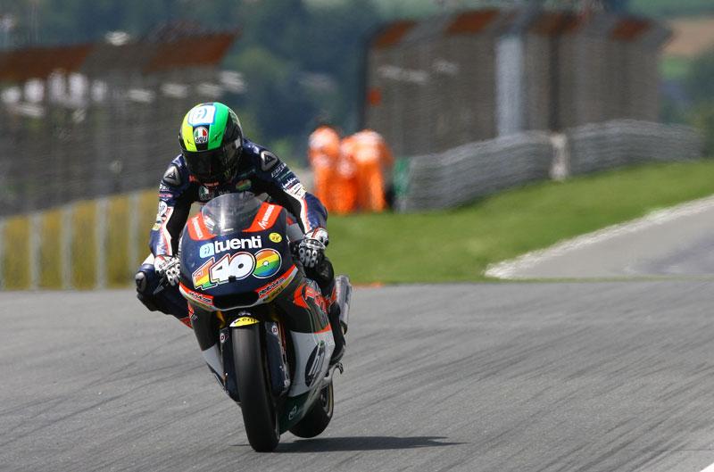 Pol Espargaró, Pole Position en el Gran Premio de Italia de Moto2