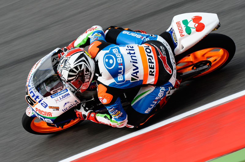 Maverick Viñales, victoria en el Gran Premio de Italia de Moto3