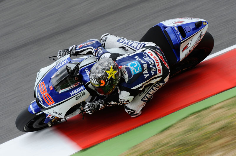 Jorge Lorenzo, victoria en el Gran Premio de Italia de MotoGP