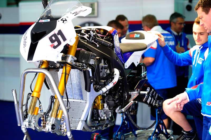 BMW Motorrad mantendrá su compromiso con el WSBK