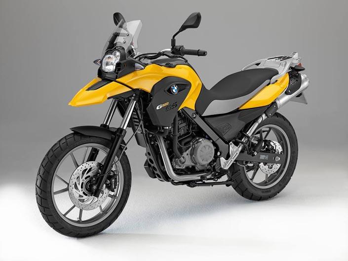 BMW muestra su nueva gama de colores para 2013