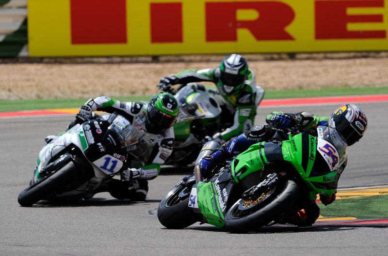 Supersport regresa en Brno tras la polémica de MotorLand