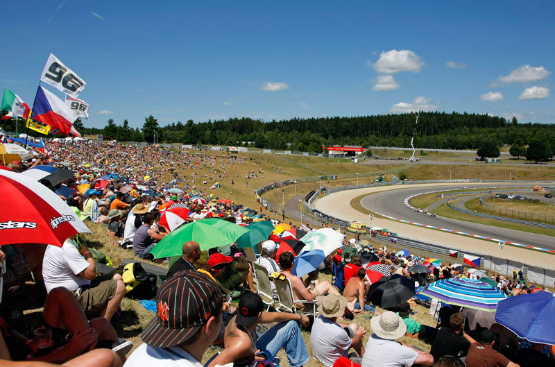 Horarios y televisión del Mundial de SBK en Brno