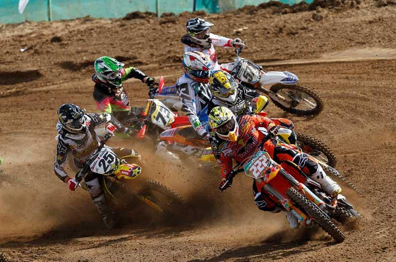 Nueva victoria de Antonio Cairoli en el Mundial de Motocross