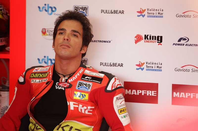 Toni Elías vuelve a MotoGP para sustituir a Héctor Barberá