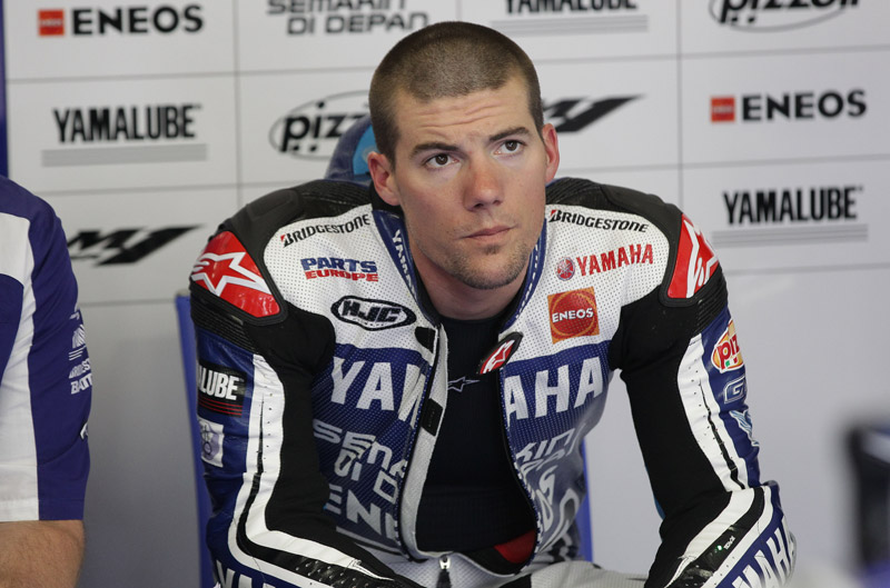 Ben Spies abandona Yamaha