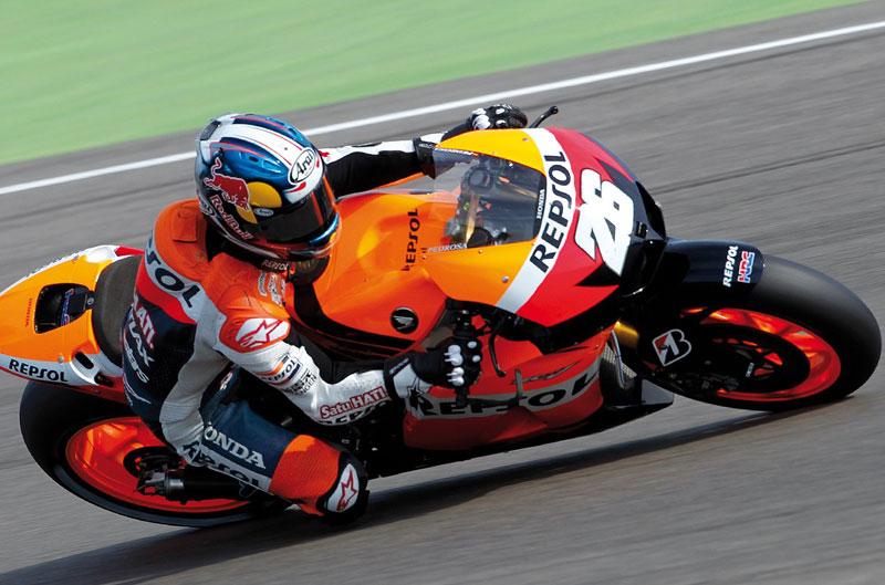 Dani Pedrosa domina los FP1 y FP2 del Gran Premio de Estados Unidos de MotoGP
