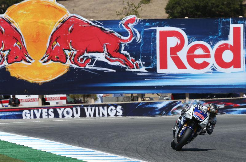 Jorge Lorenzo, el más rápido en el FP3 del GP de Estados Unidos