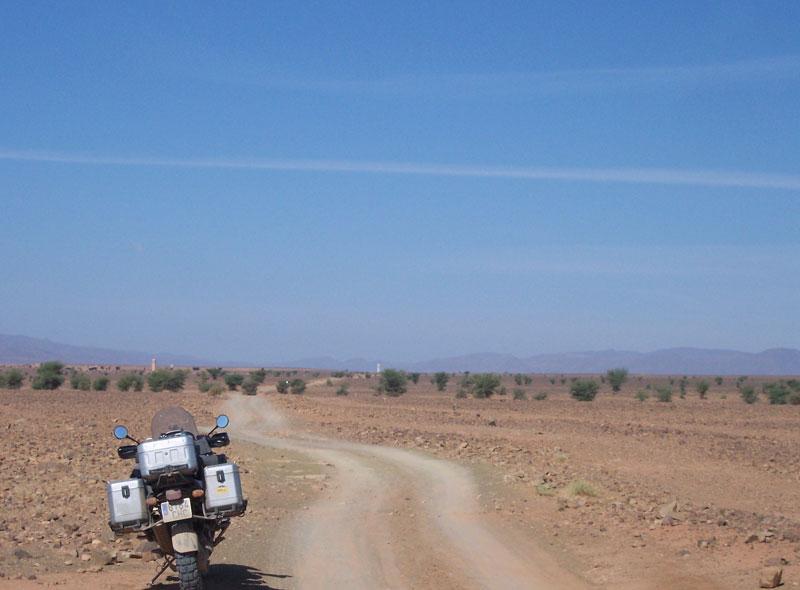 Encuesta de la semana: Viajar solo en moto