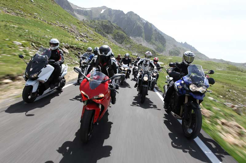 Mundial de Superbike en Silverstone y Alpen Master