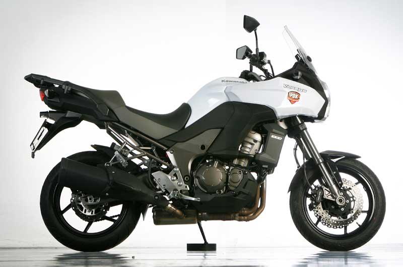Kawasaki Versys 1000. Segunda mano