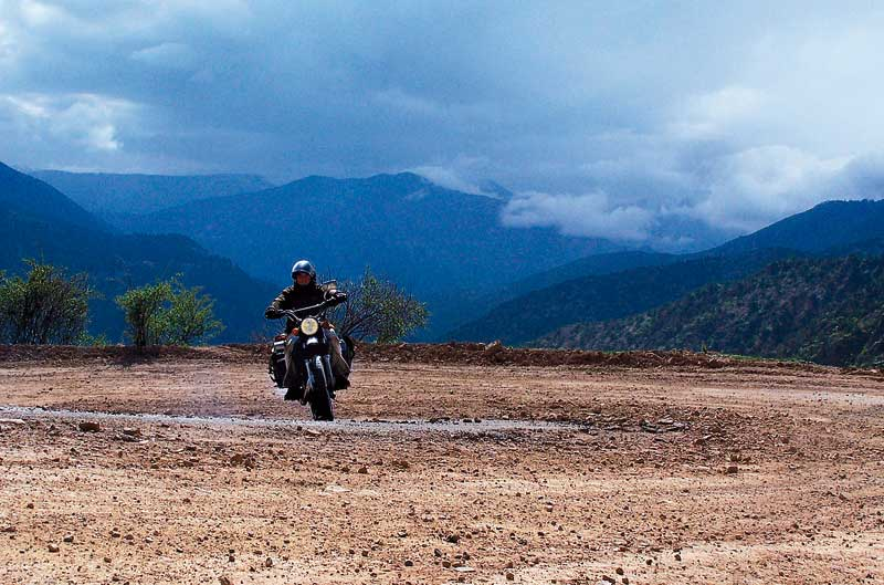 Viajar en moto: Barcelona - Vietnam