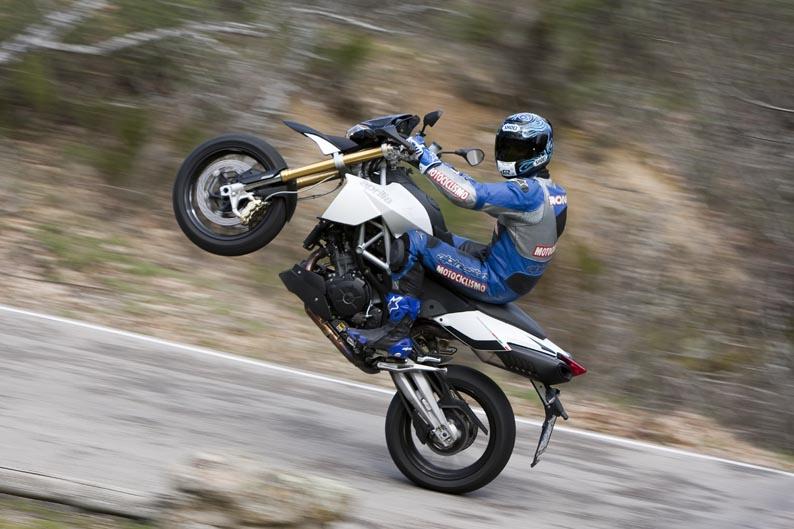 Qué moto comprar: Supermotard