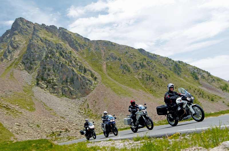 Alpen Master 2012: Trail