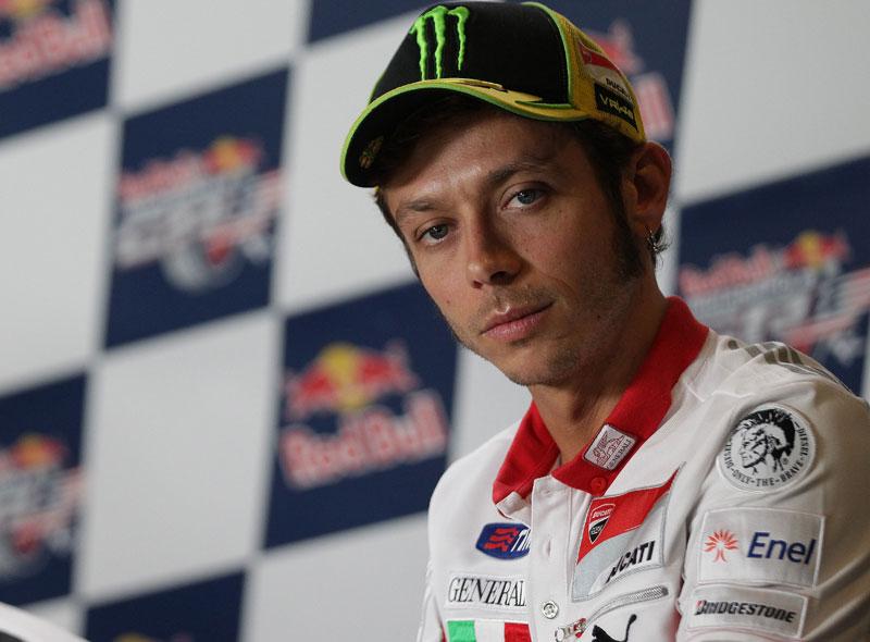 Encuesta de la semana: la decisión de Valentino Rossi
