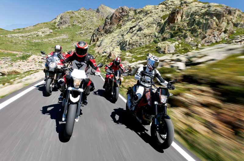 Alpen Master 2012: Fun Bikes
