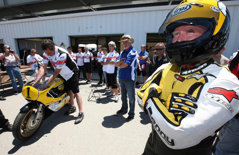 Kenny Roberts analiza el Mundial de MotoGP