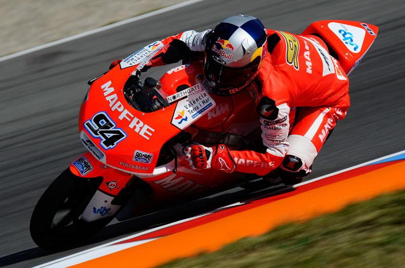 Jonas Folger, victoria en el GP de la República Checa de Moto3