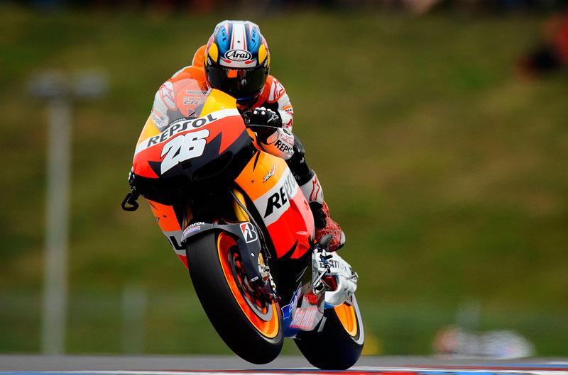 Dani Pedrosa se impone a Jorge Lorenzo en la carrera del año en MotoGP