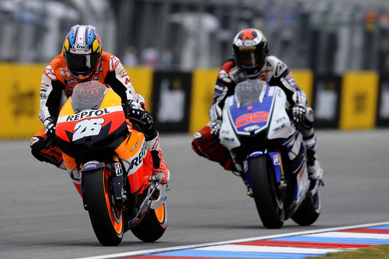 Dani Pedrosa: Hoy ha sido quizás una de mis mejores carreras en MotoGP