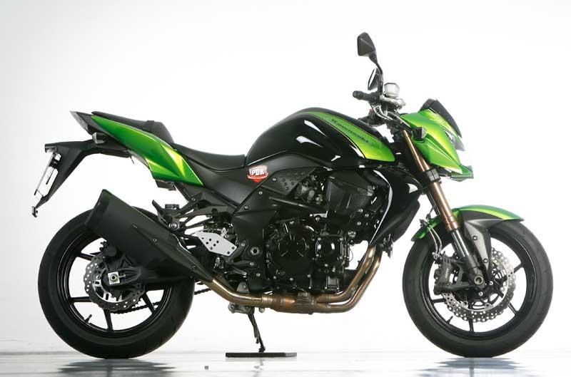 Kawasaki Z 750 R. Segunda mano