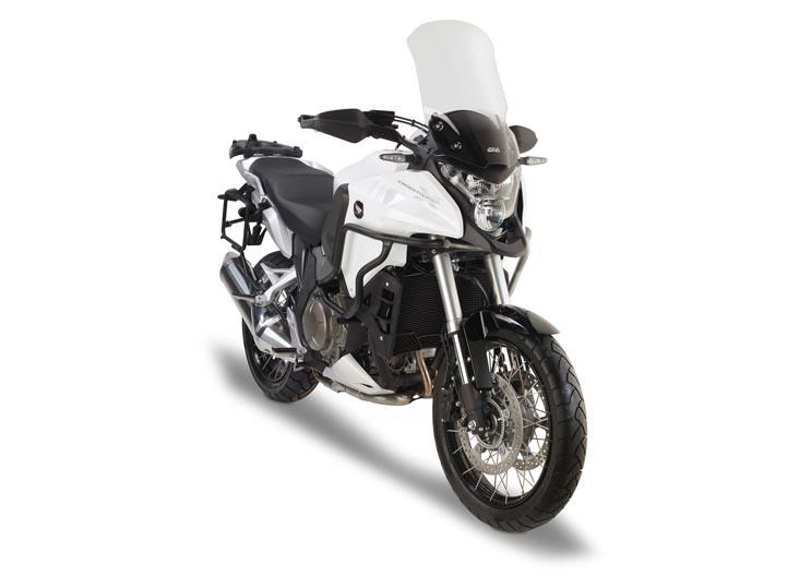 Equipamiento GIVI para Honda Crosstourer 1200