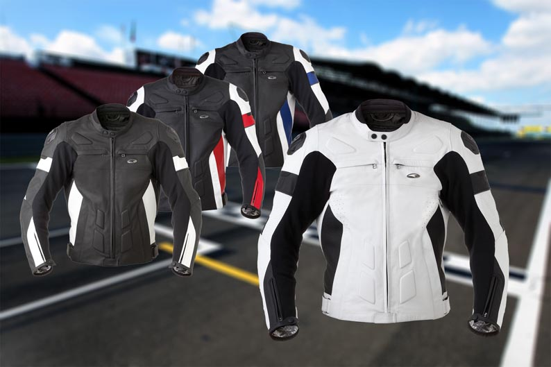 Nueva chaqueta XRV de AXO
