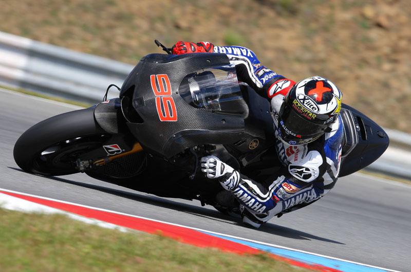 Dos días de test para Honda y Yamaha en MotorLand Aragón