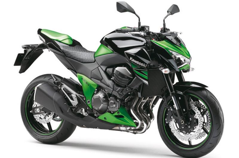 Ninja 300 y Z800: las novedades 2013 de Kawasaki