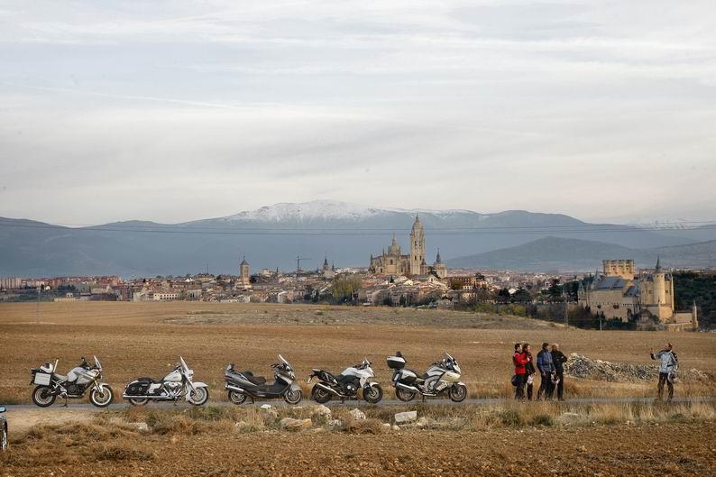 Viajar en moto... ¿turismo, custom, sport, scooter o trail?