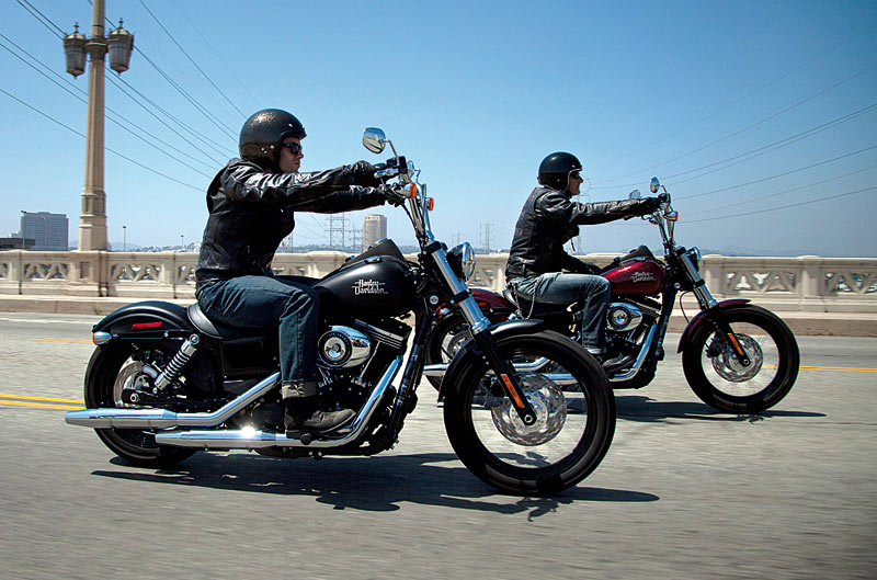 Harley-Davidson desvela sus novedades 2013