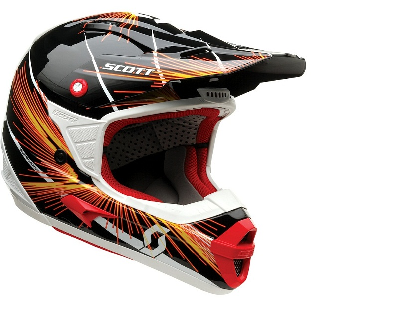 Casco Scott Airbone Combustion