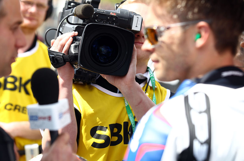 Horarios y televisión del Mundial de SBK en Nürburgring