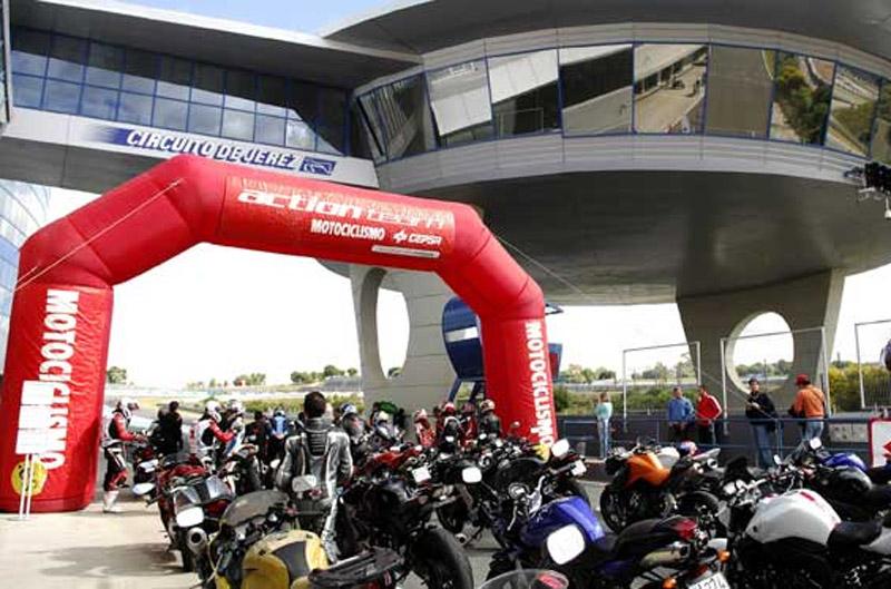 Curso de conducción en Jerez