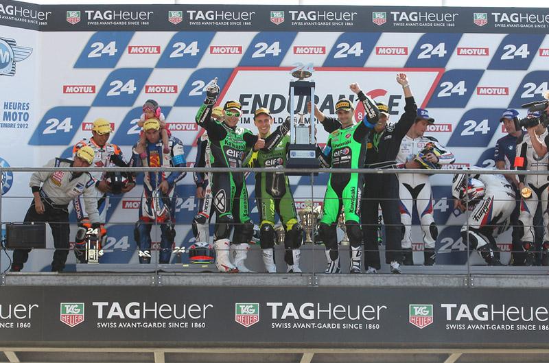 SRC Kawasaki vence en las 24 Horas de Le Mans, S.E.R.T. se hace con el Mundial