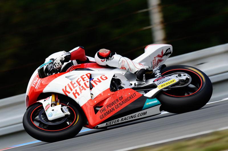 Altas y bajas en Moto2 para el GP de San Marino