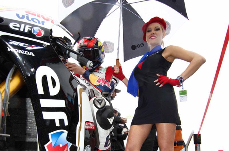 Vive el GP de Aragón con el LCR Team