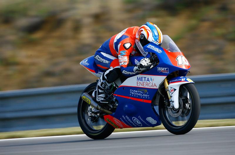 Masbou no estará en el GP de San Marino