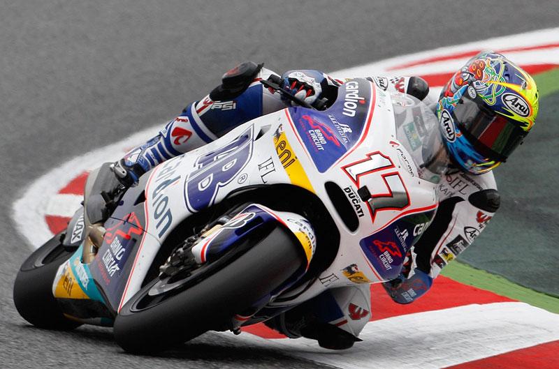Abraham, Simeon y Fenati dominan los FP2 del Gran Premio de San Marino